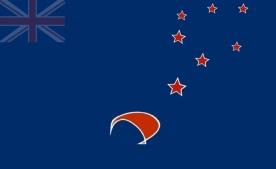 Kiwi flag