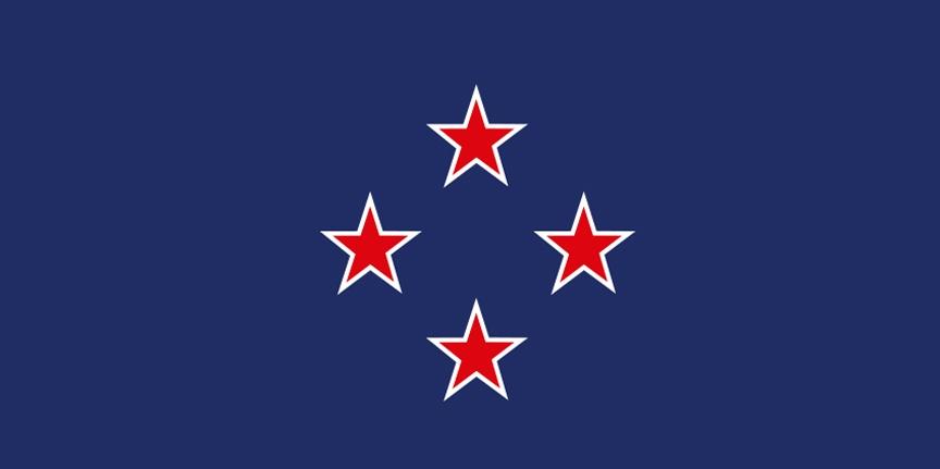 New Zealand flag | it\'s thursday….