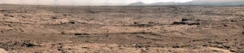 Surface Image from Mars Rover