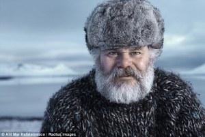 Icelandic man